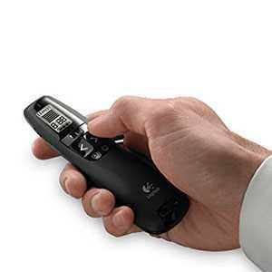 Пульт дистанционного управления Logitech R700 (презентер)
