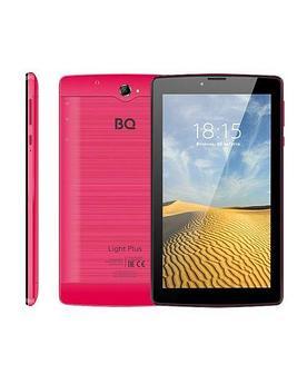 """Планшет BQ-7038G Light Plus (7"""" IPS 1024*600, 3G, 4х1.3 GHZ, 2GB+16GB, 2400mAh, Andr.9) red"""