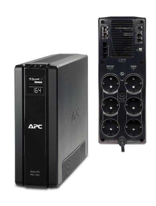 ИБП APC BR1500G-RS (BR1500G-RS)