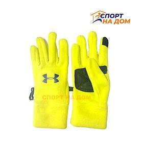 Сенсорные перчатки с флисом