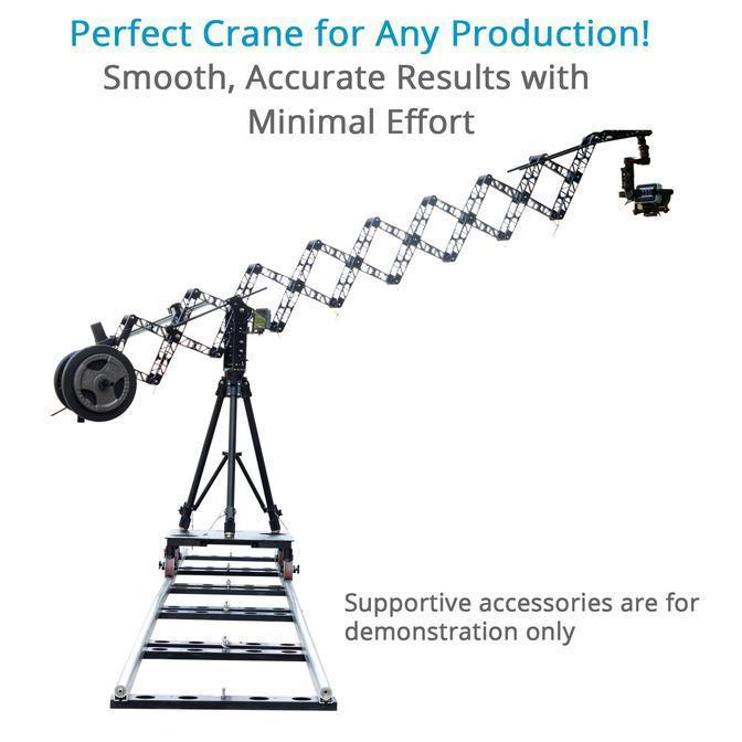Proaim Powermatic Scissor Telescopic Crane