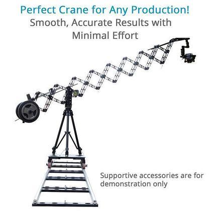 Proaim Powermatic Scissor Telescopic Crane, фото 2