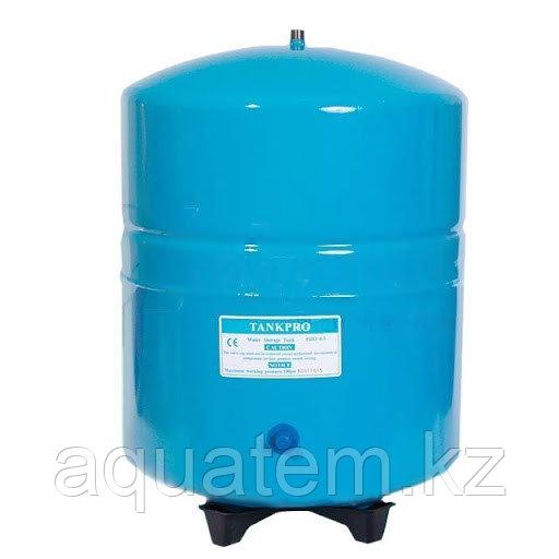 Накопительный бак 6gal  24 литра металлический.
