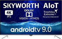 """Телевизор SKYWORTH 43Q20 LED SMART UltraHD 43"""" (Black)"""
