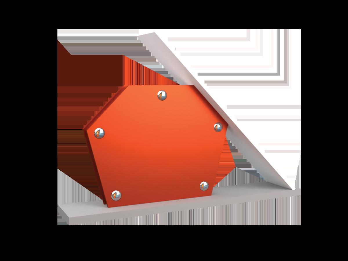 Угольник магнитный МР–34 (QJ6015)