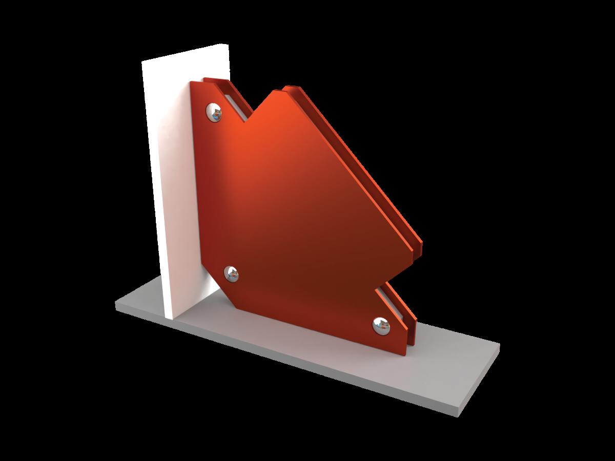 Угольник магнитный МС–11 (QJ6001)