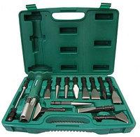 Многофункциональный инструмент с сменными зубилами и выколотками AG010143