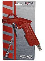 Пистолет продувочный пневматический TT-052 TOTAL TOOLS
