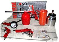 Набор пневматического инструмента 5TT-05 TOTAL TOOLS