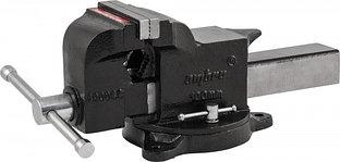 Тиски слесарные поворотные, 100 мм A90044
