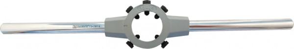 Вороток-держатель для плашек круглых ручных Ф38x14 мм DH3814