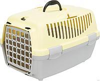 Capri 1 транспортировочный бокс, XS: 32 × 31 × 48 cm светло-желтая