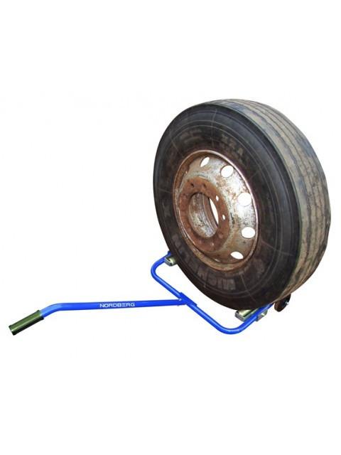 NORDBERG ТЕЛЕЖКА N31001 для транспортировки колес г/п 150кг.