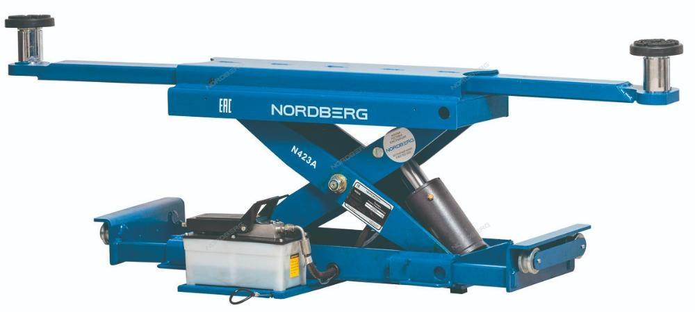 NORDBERG ТРАВЕРСА N423A пневмогидравлическая г/п 2т. для подъемников N634, 4445J, 4450J