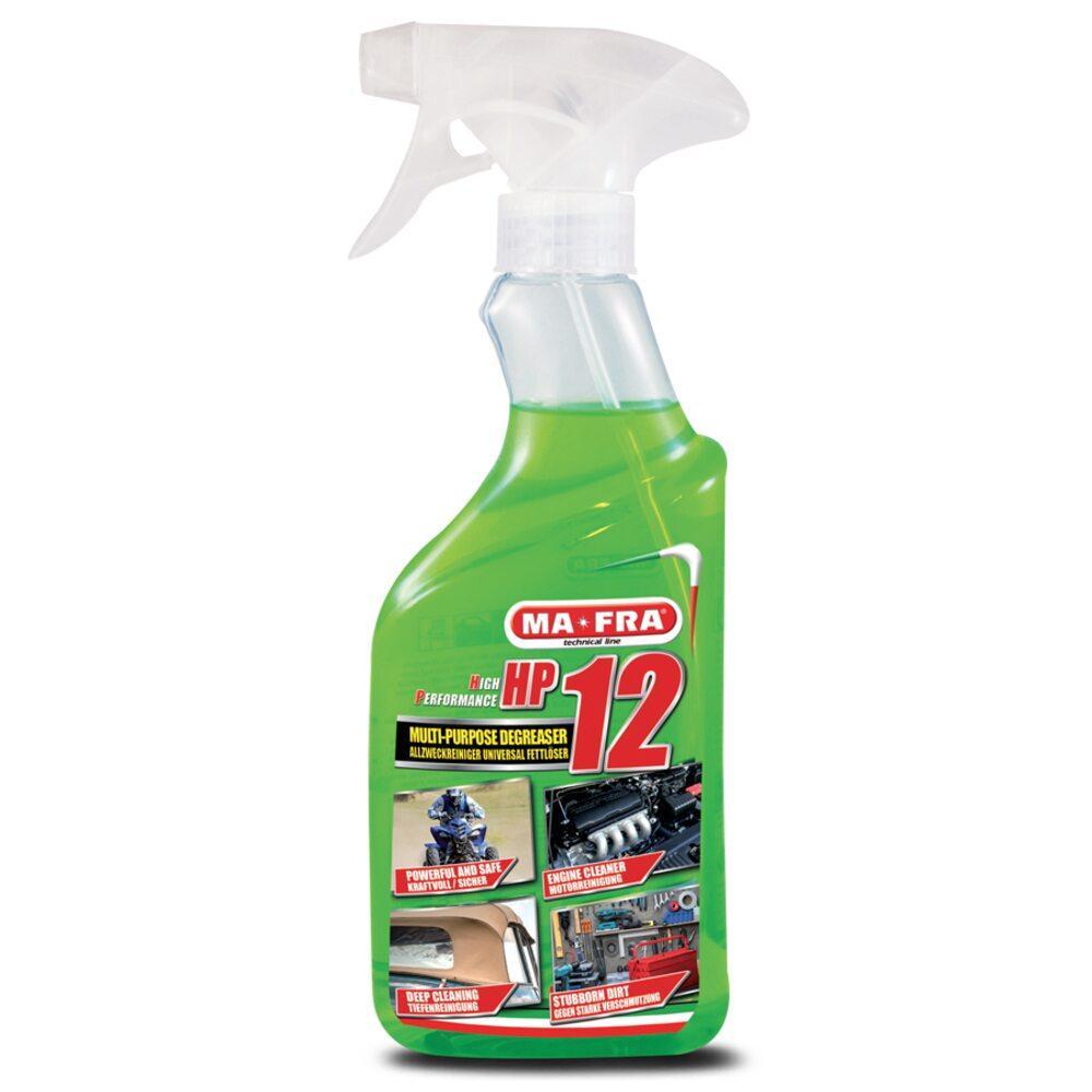 Очиститель универсальный разного применения Ma-Fra HP 12, 500мл.