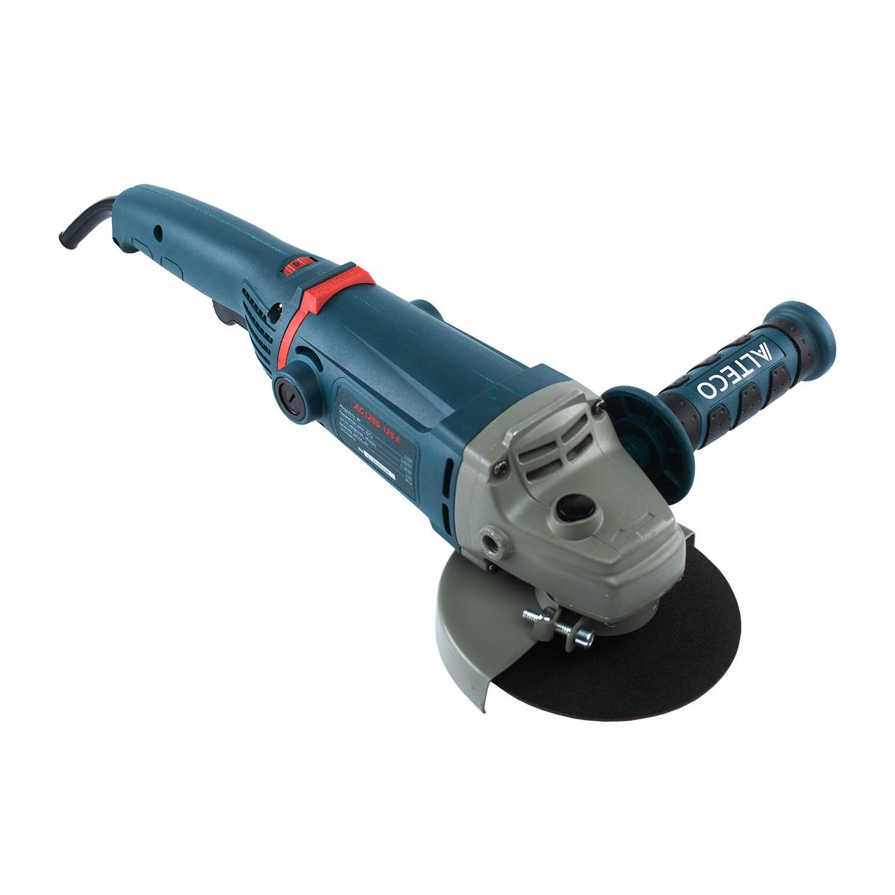 Угловая шлифмашина AG 1200-125E  ALTECO