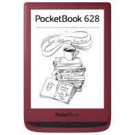 Электронная книга PocketBook PB628-R-CIS (Red)