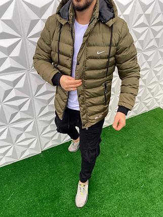 Зимняя куртка Nike биопух., фото 2