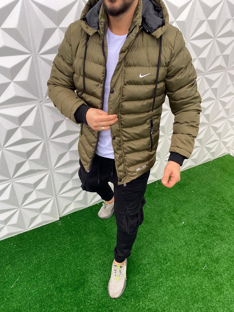 Зимняя куртка Nike биопух.