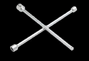 Крестообразный гаечный ключ 17*19*21*1/2 (29-B)