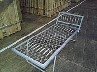 Кровать полевая раскладная (раскладушка), фото 1