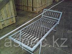 Кровать полевая раскладная (раскладушка)