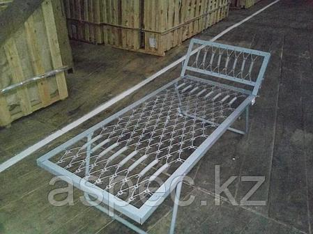 Кровать полевая раскладная (раскладушка), фото 2