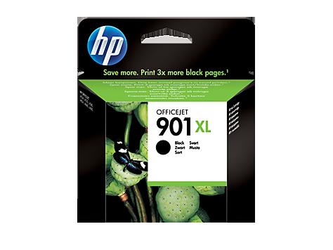 HP CC654AE Картридж черный, HP 901XL