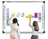 Интерактивный комплект IQClass <APD85'' + DLP проектор Optoma S334e + крепление, кабель HDMI>