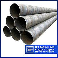 Спиралешовная труба 1020*10 17Г1С ГОСТ 8696-74