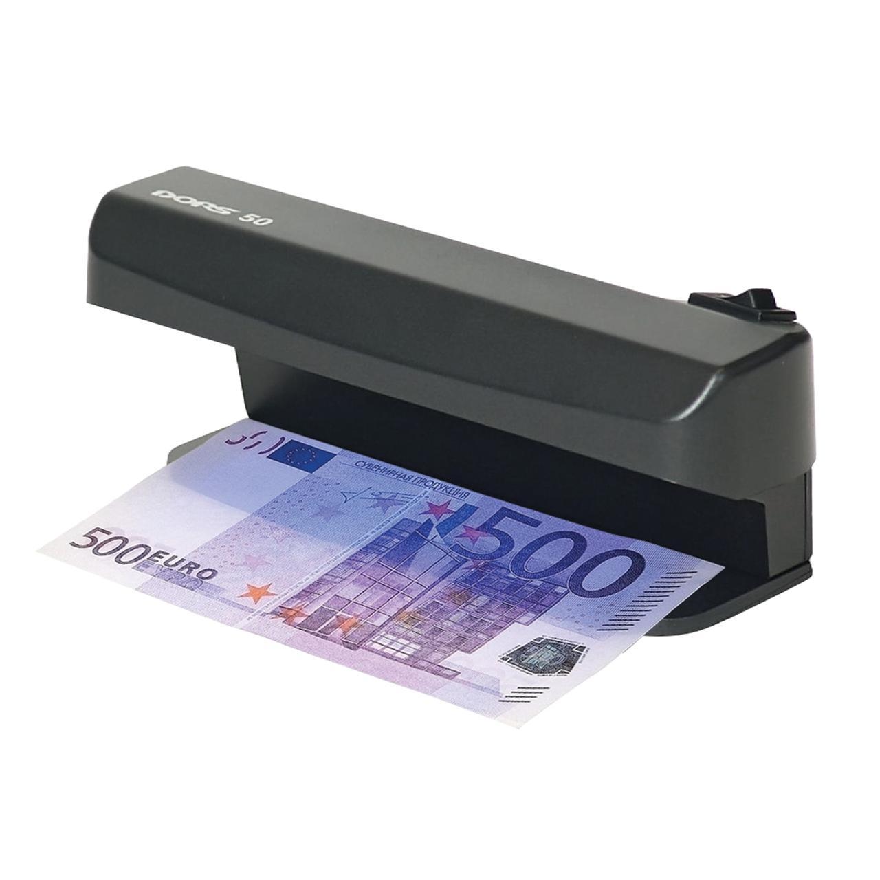 Детекторы банкнот DORS 50