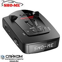 SHO-ME G-475 SIGNATURE с GPS / Ловит СЕРГЕК / Бренд Шоу-Ми