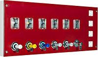 Газовый модуль с клапанами и электропитанием