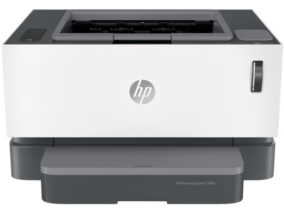 Лазерный принтер HP Neverstop Laser 1000n для черно-белой печати