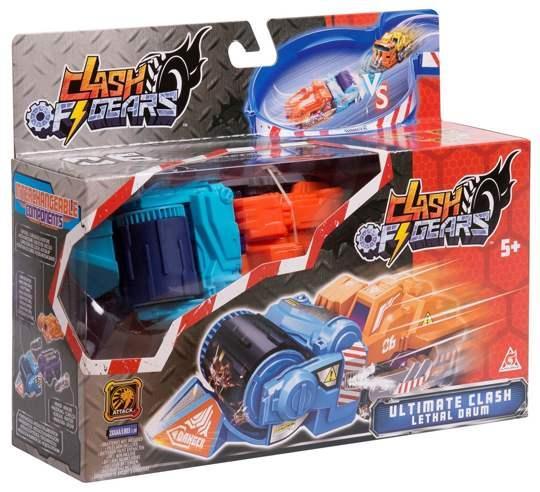 Боевая машинка Ultimate Clash Of Gears Лизалдрам - фото 1