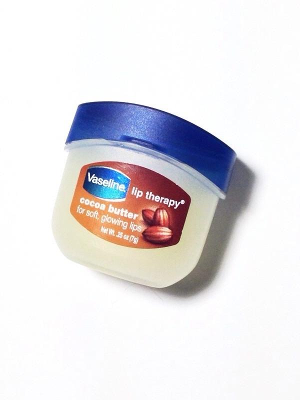 Вазелин косметический для губ (cocoa batter)