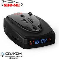 SHO-ME G-525 с GPS / Ловит СЕРГЕК / Бренд Шоу-Ми