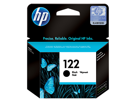 HP CH561HE Картридж черный HP 122