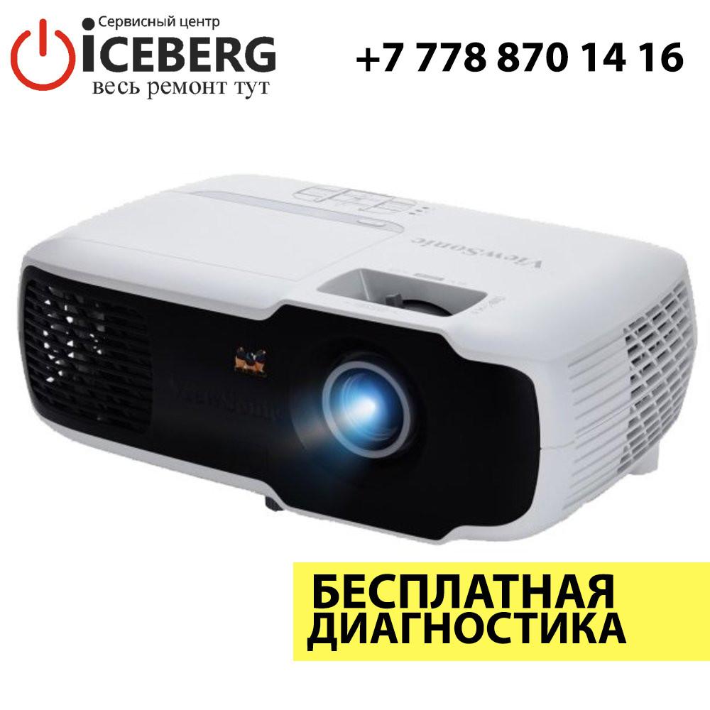 Ремонт проекторов ViewSonic