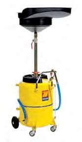Устройство для слива масла 120 л Meclube 045-1465-000