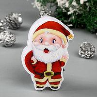 """Ночник """"Дед Мороз"""" LED 6х4,5х9,5 см., фото 1"""
