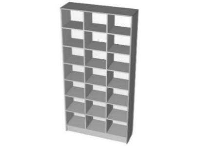 Шкаф для картотеки ШК  800х350х1800