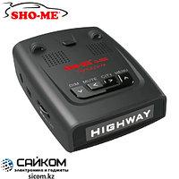 SHO-ME G-800 SIGNATURE с GPS / Ловит СЕРГЕК / Бренд Шоу-Ми