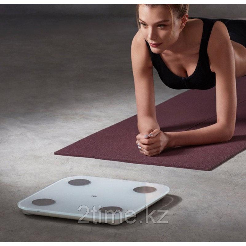 Smart весы, Xiaomi, Mi Body Composition Scale 2 XMTZC05HM, Белый
