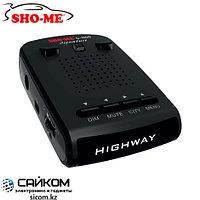 SHO-ME G-1000 SIGNATURE с GPS / Ловит СЕРГЕК / Бренд Шоу-Ми