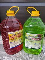 Антибактериальное ЦИТРУСОВОЕ/ХВОЯ жидкое мыло, 5 л