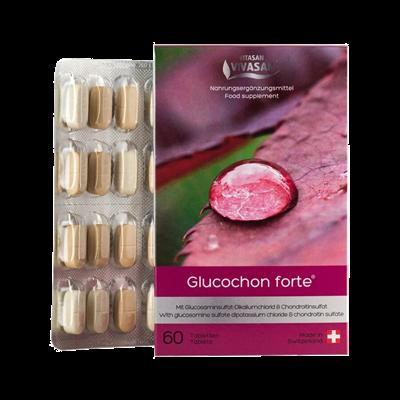 Глюкохон Форте - подвижность суставов Vivasan (Оригинал-Швейцария)