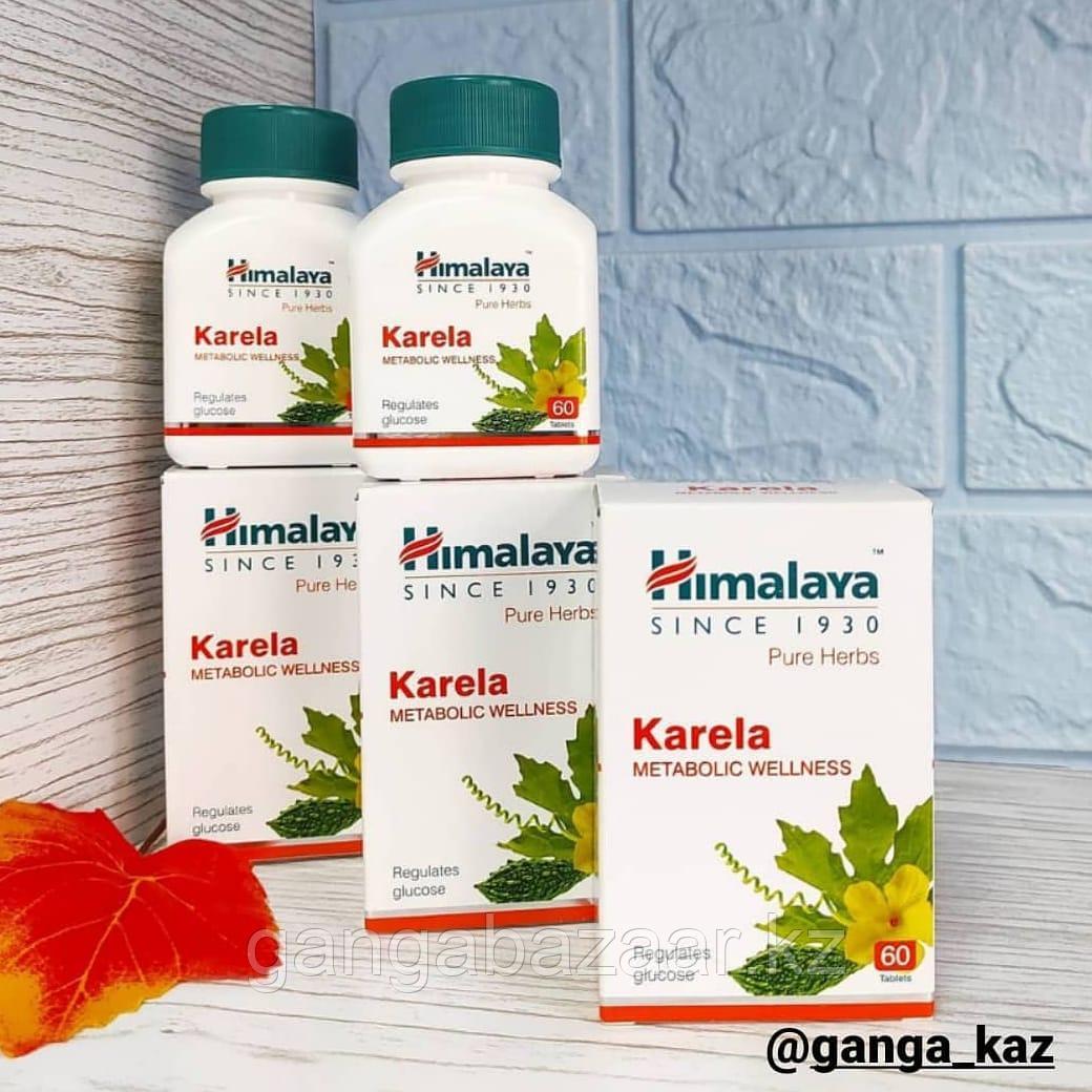 Карела (Karela, Himalaya) - диабет, гипертония, очищение крови, контроль холестерина, 60 таб