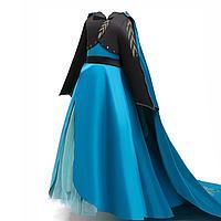 """Коронационное платье Анны из мультфильма """"Холодное сердце - 2"""", фото 1"""