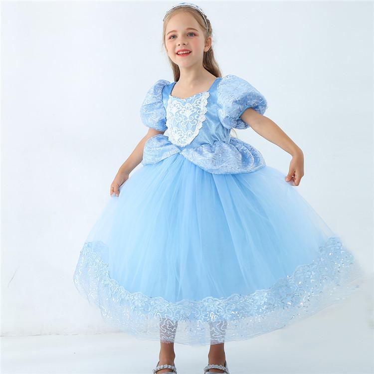 Новогоднее платье Золушки